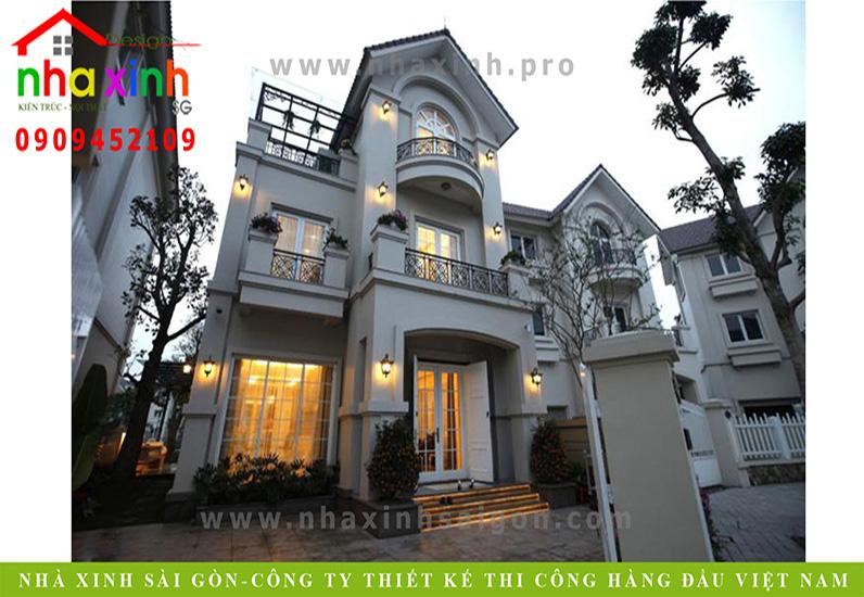 Biệt Thự Tân Cổ Điển Hiện Đại | Gia Chủ Chị Phi Nhung | BT-36