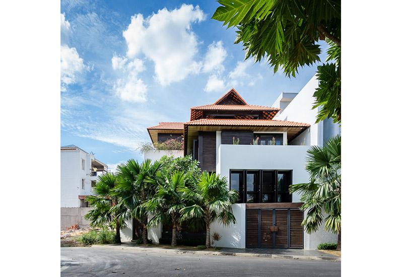 Biệt Thự Mang Phong Thái Nhà Vườn Xứ Huế
