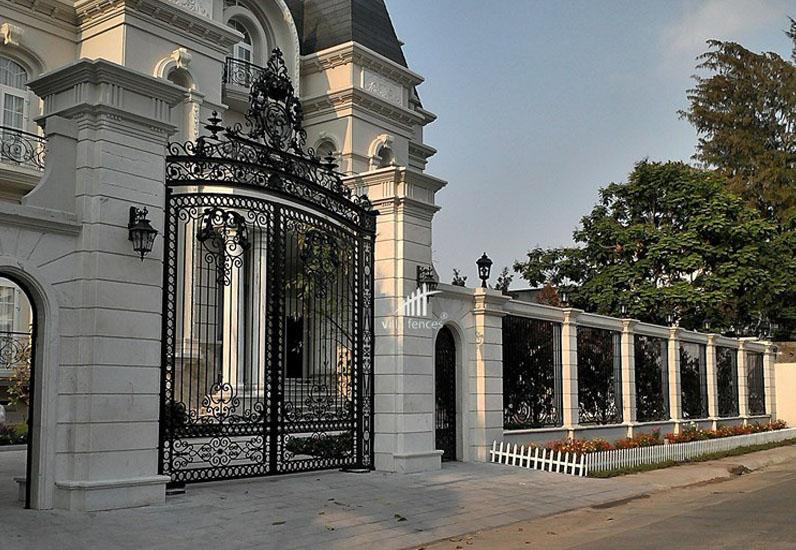 Biệt Thự Cổ Điển Lâu Đài | Chị Phương | Quận 2 | BT-40