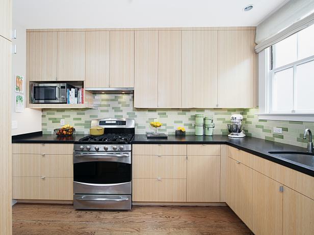Tủ bếp nhựa laminate : đặc điểm và cách chọn lựa